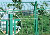 Haohanの高品質の装飾的な電流を通された鋼線の網0