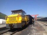 Roadrail verwendete für das zurückstellende und ziehende Gleis