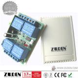 Alta estabilidad Interruptor Remoto RF inalámbrico con 1 /2 /4 Canales de salida