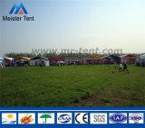 Tienda clara a prueba de viento del pabellón del palmo del exterior grande para el acontecimiento