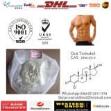 未加工ステロイドの粉4-Chlorodehydromethyltestosterone CAS 2446-23-3