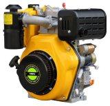 De lucht koelde 4-slag Ohv de Enige Dieselmotor van de Cilinder 186fa 10HP