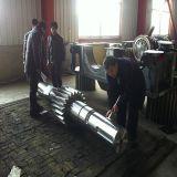 Il pezzo fucinato 34CrNiMo6 ha forgiato l'asta cilindrica di Pto d'acciaio