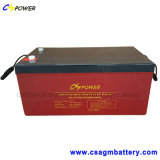 Batteria profonda del gel dell'UPS del ciclo per i semafori mobili 12V200ah