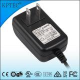 PSE 증명서를 가진 9V/1A/9W AC/DC 엇바꾸기 힘 접합기 공급