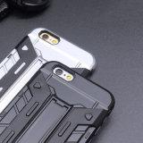 Pleine caisse de téléphone de protection de couche duelle hybride pour l'iPhone