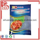 Pedazos laterales modificados para requisitos particulares de la fruta del sellado caliente que empaquetan la bolsa de plástico