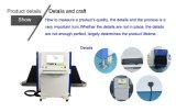 Inteligente de procesamiento de imágenes de rayos X Sistema de Inspección de la máquina de trabajo como equipaje Detector