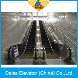 Escada rolante pública automática do transporte resistente paralelo do passageiro