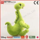 De uitstekende kwaliteit vulde de Dierlijke Dinosaurus van het Stuk speelgoed van de Pluche