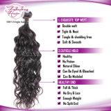 8A加工されていなく自然な波100%インドの人間のRemyのバージンの毛