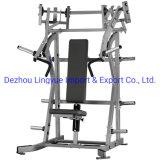 Comercial Ginásio Fitness placa equipamento carregado ISO-Inclinação Lateral Pressione L-905