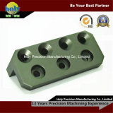 CNC van het Blok van de hoek Malen die het Machinaal bewerken van het Aluminium van 6063 CNC machinaal bewerken