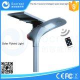 vendite dirette della fabbrica di 15W 20W, certificazione dell'Ue, materiali compositi, lampada di via solare