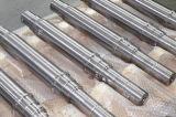 La forja de la aleación K-500 UNS N05500 2.4375 de Monel K-500 K500 forjó abajo de los ejes ranurados motor sumergible eléctrico eléctrico de las bombas del orificio ESPECIALMENTE (NiCu30Al, aleación K500)