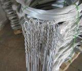 Alambre del lazo del alambre/de bala de embalaje del alambre/de heno de embalaje del algodón