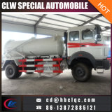 4X2 8m3 10m3 de Uitbaggerende en Schoonmakende van het Voertuig van het Riool Zuigende Tankwagen van het Riool