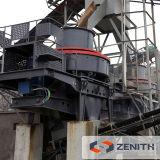 Hohe Kapazitäts-Felsen-Sand, der Maschine mit Cer herstellt