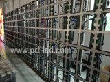 실내 옥외 P3.91/P4.81/P6.25의 자석 정면 디자인 발광 다이오드 표시 모듈