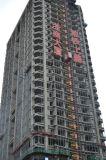 1.96tons建物のTopkitの構築のタワークレーンの先端ロード