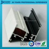 Profilo di alluminio di alluminio 6063 T5 per costruzione industriale