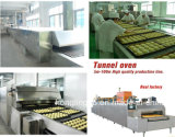 Diesel prix d'usine four tunnel de l'équipement de boulangerie avec ce approuver