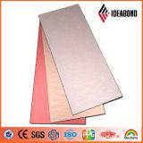 El mejor venta de Panel Compuesto de Aluminio pulido Ideabond cepillado (ACM)