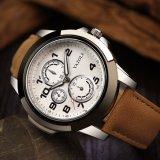 350 preiswerte Preis-Armbanduhr-Mann-Sport-Uhr