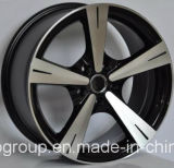 Bordas baratas da roda da liga do carro do preço da roda de F9821 V W