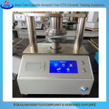 Microcomputador de papel Board Edge Crush Test Machine Ect Test Machine