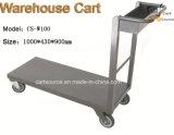 Carrinho de armazém de serviço pesado, carrinho de carga, carrinho de armazém, carrinho de empurrar