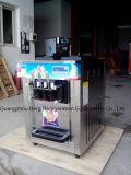 20L 3 Machine van het Roomijs van de Bovenkant van de Lijst van het Aroma de Commerciële Zachte