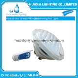 Fábrica de China 12V LED PAR56 de la luz de la Piscina