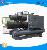 400 톤 마가린 생산을%s 물에 의하여 냉각되는 두 배 나사 압축기 물 냉각장치