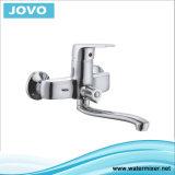 衛生コックの単一のハンドルの壁に取り付けられた台所混合弁Jv 72104