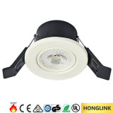 O incêndio fixo do Ce SAA avaliou 5W o diodo emissor de luz Recessed Dimmable Downlight