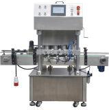 Sigillamento automatico di perforazione e della stagnola del tubo e macchina imballatrice di coperchiamento