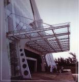 Oficina de aço de Elegent Structrue para a indústria logística