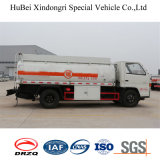 5cbm Isuzuのユーロ4の燃料タンクのトラック