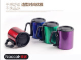 Best Seller Double Wall Acier inoxydable / Plastic Starbucks Coffee Mug