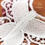 Forma L60004 mariposa del cordón de Patch del ajuste del cordón accesorio de la ropa