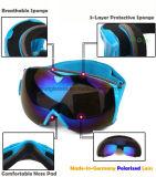 2017 de Nieuwe Motocross van de Aankomst/de Beschermende bril van de Ski