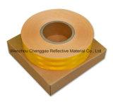 bandes r3fléchissantes matérielles d'animal familier d'évidence de jaune de qualité de 3m (C5700-OY)