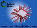 Combine la hoja plástica de la espuma del PVC