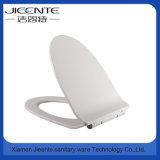 Jet-1004 Fashion de plástico de forma redonda Inodoro