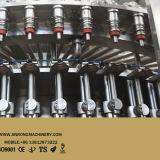 Unità di riempimento di coperchiamento di riempimento di lavaggio automatica della spremuta della noce di cocco 3in1