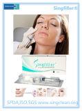 Riempitore iniettabile dell'acido ialuronico di Singfiller del contrassegno del Ce per chirurgia estetica