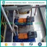 2016 Refinador de pulpa de doble disco de venta caliente para máquina de fabricación de papel