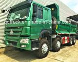 Prijs van de Vrachtwagen van de Lading van Sinotruk HOWO 8*4 de Gloednieuwe Concurrerendste