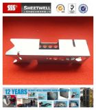 曲がるレーザーの切断Weldingstainless Sの複雑な構造のTeelの製造
